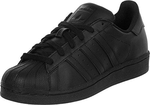 adidas Originals Superstar, Zapatillas Unisex Adulto, Negro (Core Black/Core Black/Core Black), 46 2/3