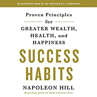 Success Habits audiobook cover art