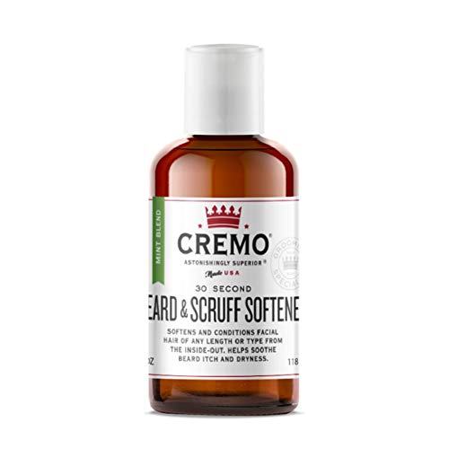 Cremo Beard and Scruff Softener Softens and...