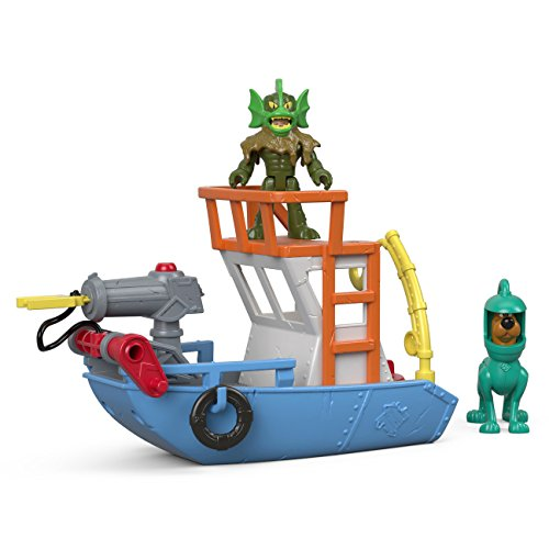Fisher-Price Imaginext Scooby-Doo Scooby & Ocean Boat