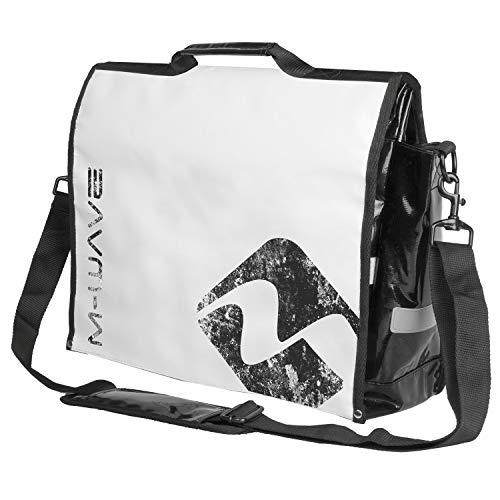 M-Wave Messenger Tasche mit Gepäckträgerhalter, 25 Liter