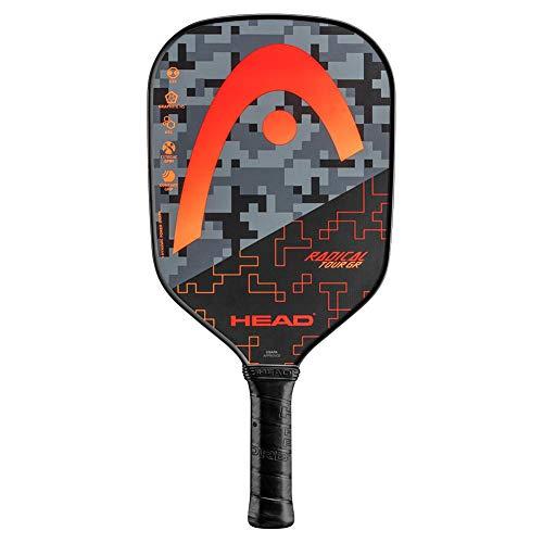 HEAD Radical Tour Graphite Pickleball Paddle (Red), 4.25