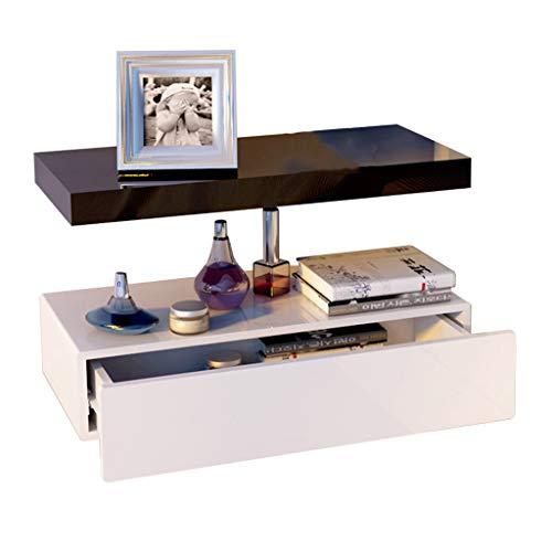 Zwevende lade Wandplank met lade bed dressoir lade boekenkast met partitie plank