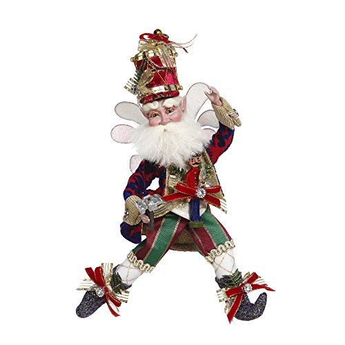 Mark Roberts 2020 Limited Edition Collection Toymaker Fairy Figurine, Small 11.5'' - Deluxe Christmas Decor and Collectible