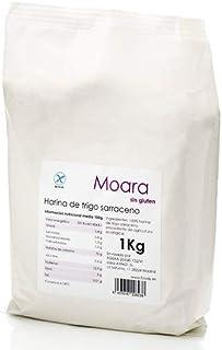 Harina de Trigo Sarraceno Integral BIO 1kg