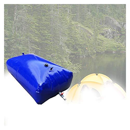 Gran Capacidad depósito de Agua Dolce Gusto PVC Plegable Jarra de Agua Sin BPA para Exterior Emergencia Granjas, etc. Varios tamaños Disponibles ZLINFE (Size : 540L/1.5x0.9x0.4M)