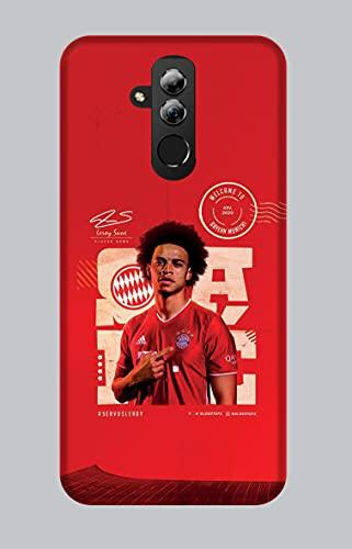 Funda blanda de TPU Huawei Mate 20 Lite Sport 149 Bayern Munich Sane