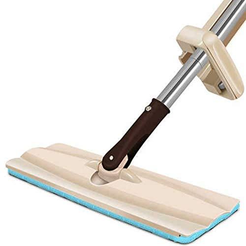 DIANZI Mop Hand-Free Faul Mop Thuis tegelvloer houten vloer een dragnet mop gratis sleeptouw