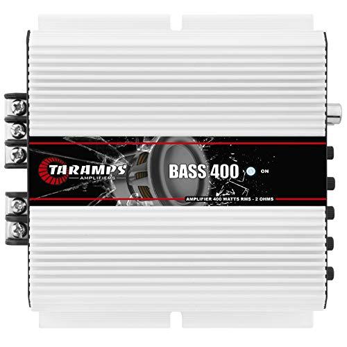 Módulo Taramps BASS 400 2 ohms 400 W RMS Amplificador Som Automotivo