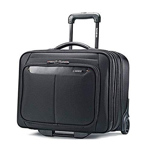Samsonite Mobile Office Travel Bag 49354-1041 Black Fits 13' to 17.3'