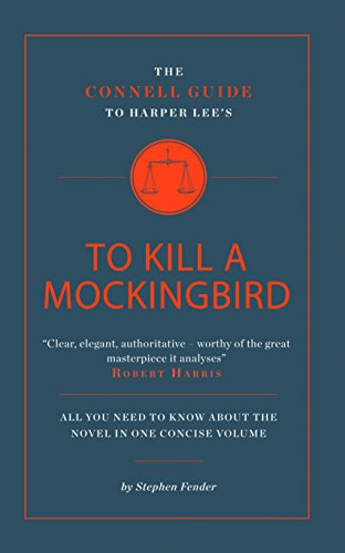 Harper Lee's To Kill a Mockingbird (The Connell Guide To ...)