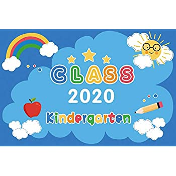 Amazon.com : Baocicco 5x4ft Graduation Backdrop Class of 2020 ...