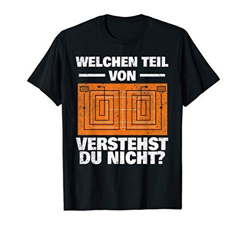Tennisspieler Meme Witze Tennisplatz abziehen T-Shirt