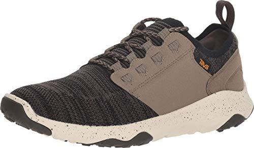 Teva New Men's Arrowood 2 Knit Sneaker Walnut 12