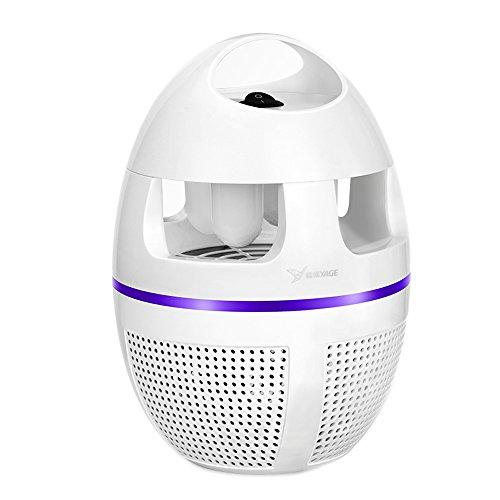 C-K-P Lampada zanzara per interni senza radiazioni Mute Inalazione per bebè per bambini Elettrostimolatore elettronico (140mmX190mm)