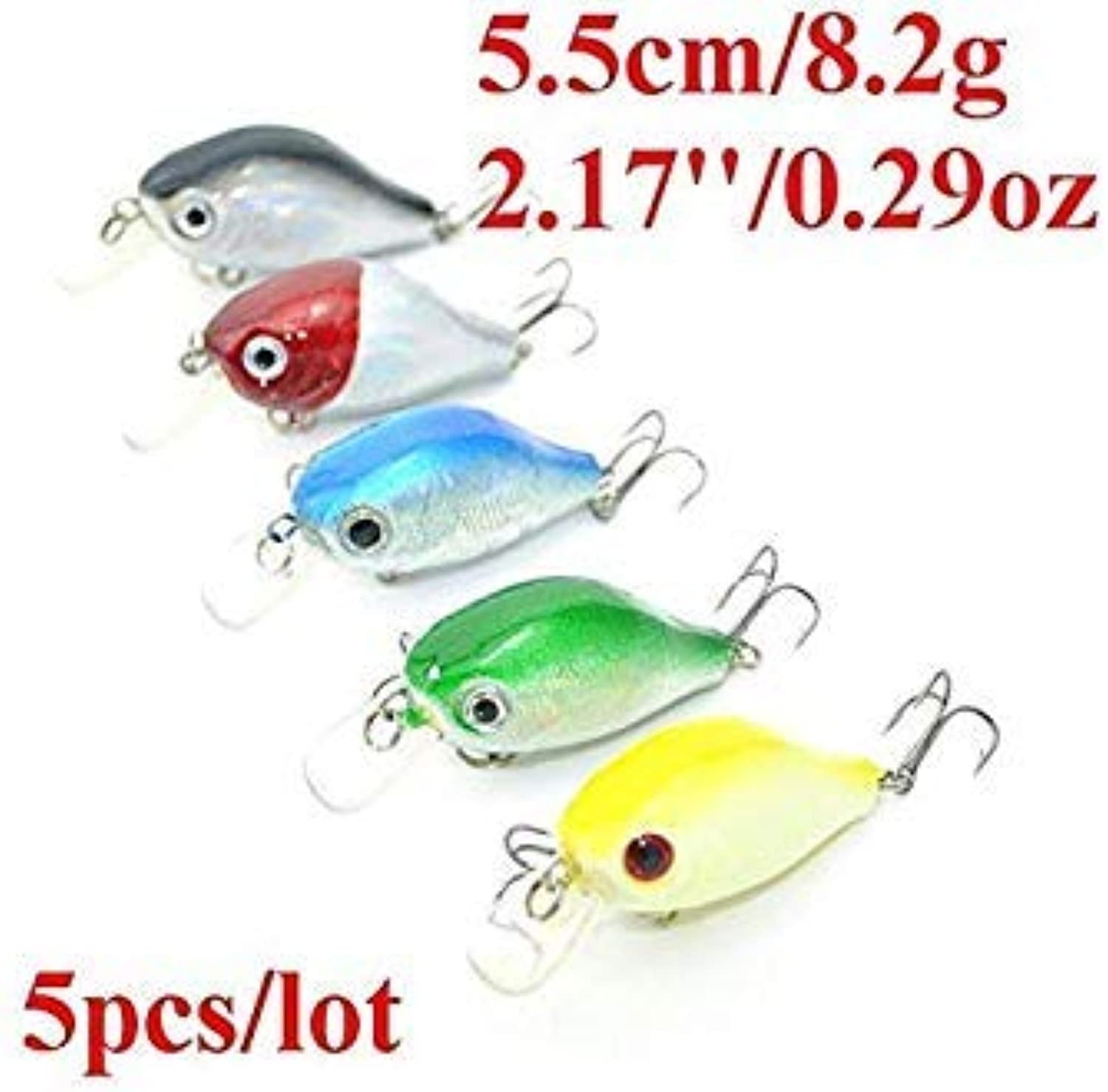 Crank Bait Fishing Hard Ice Fishing Bait Fishing Hard Lure Crank Lure