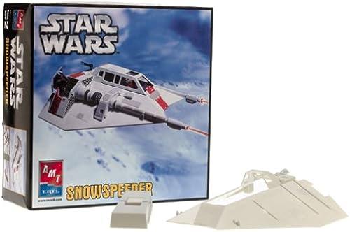 los nuevos estilos calientes Star Wars Snow Speeder Speeder Speeder Model Kit  alta calidad y envío rápido