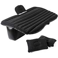 Sfeomi Colchón Inflable para Coche 45 x 89 x 43cm Cama Hinchable para Coche Colchones de Aire de Coche SUV Plegable para Viaje Camping Senderismo