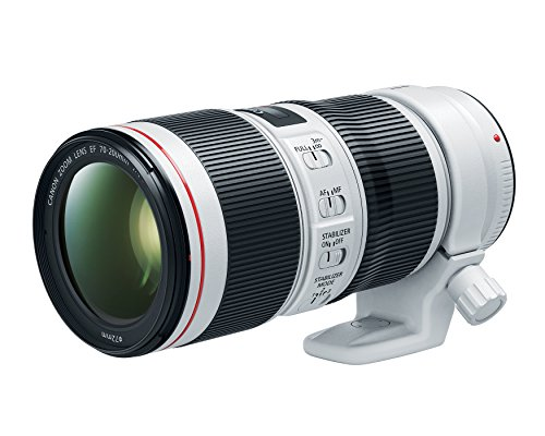 Canon EF 70-200MM F/ 4L is II USM - Kameraobjektive