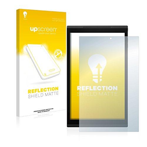 upscreen Entspiegelungs-Schutzfolie kompatibel mit Medion Lifetab X10301 (MD 60348) – Anti-Reflex Bildschirmschutz-Folie Matt