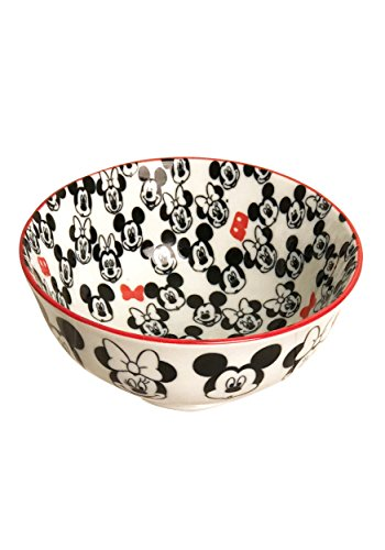 Mickey & Minnie Tidbit Bowl Standard