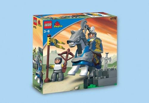 Lego Duplo Burg 4775 - Ritter und Knappe