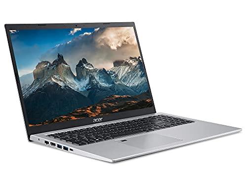 Acer Aspire 5 A515-56G 15.6 inch Laptop - (Intel Core i7-1165G7, 8GB RAM, 1TB SSD, NVIDIA MX350, Full HD Display, Windows 10, Silver)