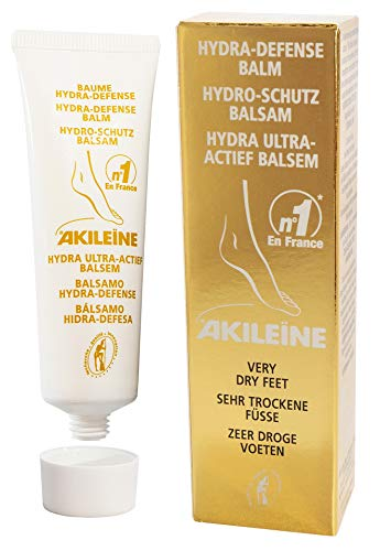Foot Cream for dry cracked heels and feet, the BEST for calluses, corns, aching feet, athletes foot, toenail fungus, odor, split, chapped, chafed and more. 24 hours non-stop moisturizing action!