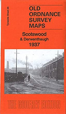 Scotswood & Derwenthaugh 1937: Tyneside Sheet 17c