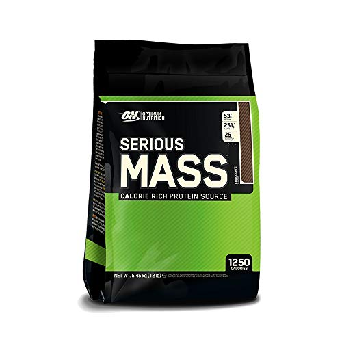 Serious Mass 5.4kg (Chocolate)
