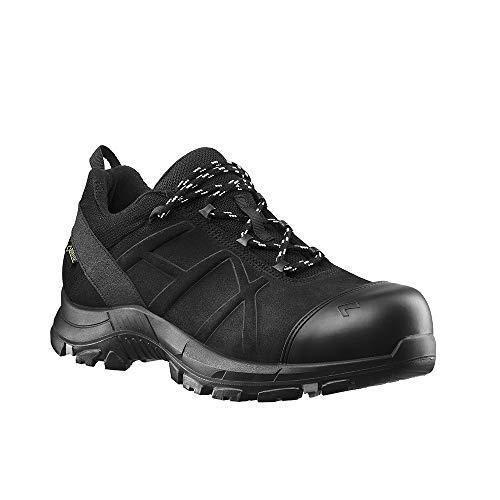 HAIX F92282 BLACK EAGLE Sicherheit Halbschuh, S3, Schwarz, Größe 44