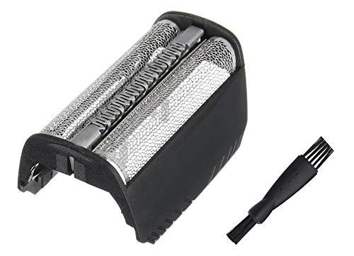 30B Láminas de Recambio Compatible con Bra-un Serie 3 SmartControl TriControl y Syncro Pro Afeitadora Eléctrica Hombre con Cepillo de Limpieza por Poweka