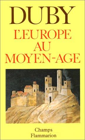 L'Europe au Moyen âge : Art roman, art gothique