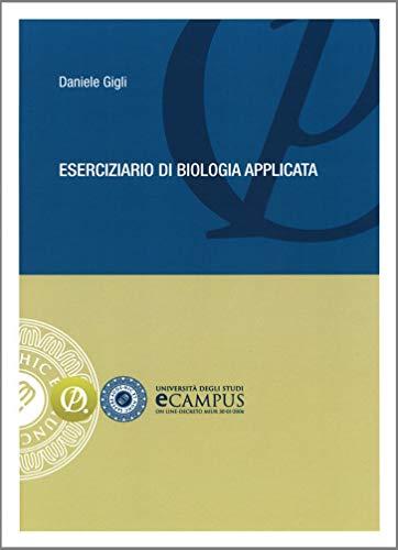 Eserciziario di biologia applicata (Collana eCampus)