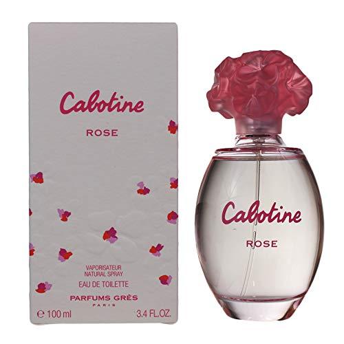 Gres Parfums Gres Parfums Cabotine Rose Eau De Toilette 100ml Spray