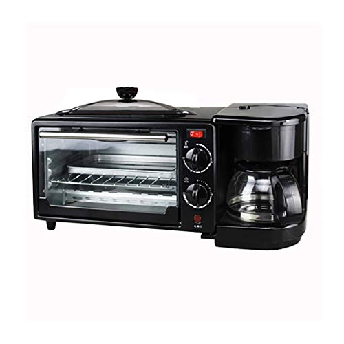 Toaster Home One Oven Ontbijt Spit Driver Automatische Multi-Functie Koffiemachine Smart One-Button bediening .B