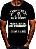 Memories of Karin Knight Slogan Fun T-Shirt Black XL