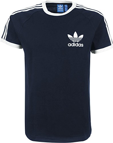 Adidas T-Shirt Men - Sport ESS Tee - Conavy, Größe:M