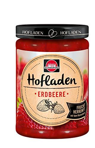Schwartau Hofladen Erdbeere, Fruchtaufstrich, 200 g