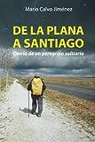 DE LA PLANA A SANTIAGO: Diario de un peregrino solitario