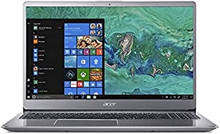 Acer Swift 3 Sf315-52G 15.6 inç Dizüstü Bilgisayar Intel Core i5 4 GB 256 GB NVIDIA GeForce Windows 10 Home