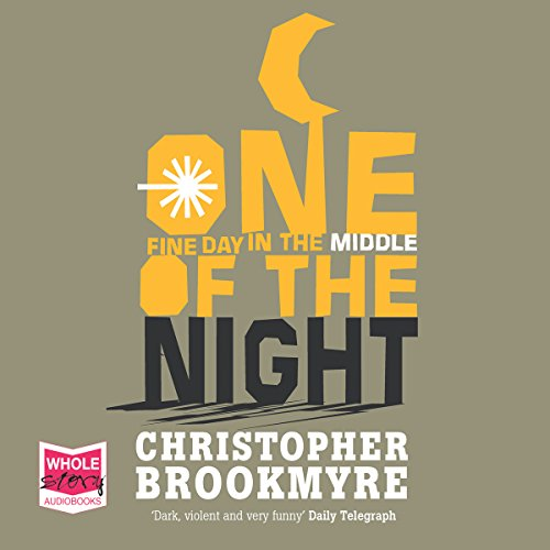 One Fine Day in the Middle of the Night audiobook cover art