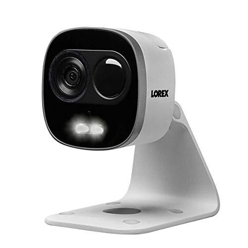 Lorex 1080p Indoor/Outdoor Wi-Fi Active Deterrence Wireless IP Camera