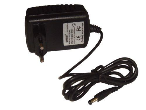 vhbw 220V Netzteil Ladegerät Ladekabel 24W (12V/2A) für Harman Kardon HK206 Lautsprecher
