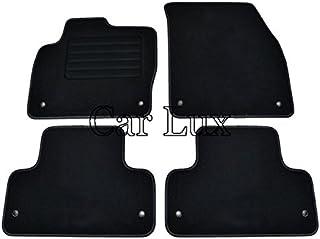 Range Rover Vogue 02-12 adaptado Coche Tapetes Alfombras De Goma Negro Azul Rojo