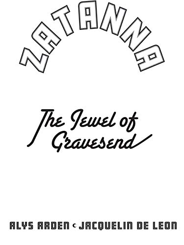 Zatanna: The Jewel of Gravesend