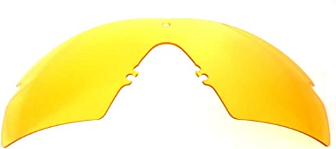 Galaxy Replacement Lenses For Oakley Si Ballistic M Frame 2.0 Z87 Yellow Night Vision