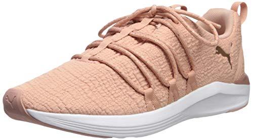 PUMA Women's Prowl Alt Shoe, peach beige-rose gold, 9 M US