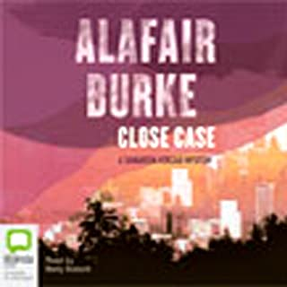 Close Case audiobook cover art