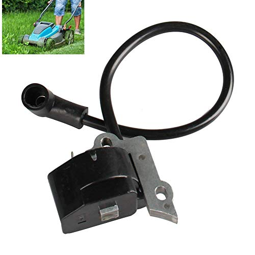 BANG4BUCK Ignition Coil Module 530039198 for WoodShark Wildthing Poulan Craftsman Chainsaw 2050LE 2055 1900 LE 2075 LE Gas Saw Type (Chainsaw Ignition Coil_1 Pack)